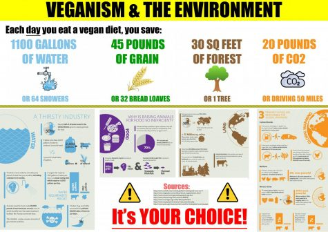 Veganism Poster, by Luca Weißhaupt