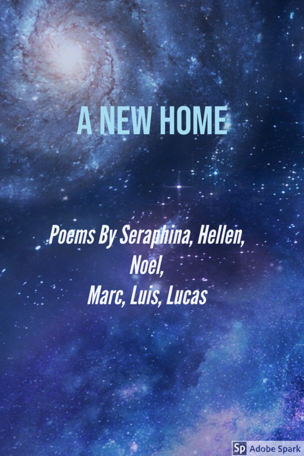 A New Home - Poems from Grade Six